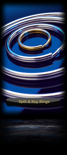 Worth Company Split Rings